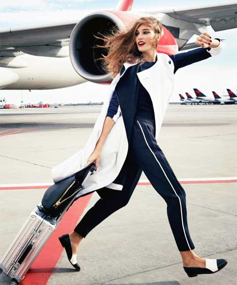 The Chic New Way to Stay Healthy at 35,000 Feet in the Air