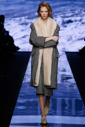 Max Mara Fall 2015 Ready-to-Wear