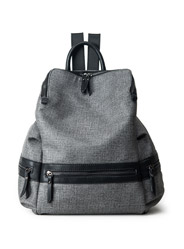 The new college style hit color high-capacity shoulder bag