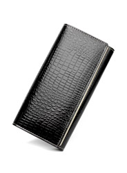 High-grade leather ladies wallet