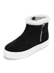 Daphne winter new flat comfortable casual plush snow boots