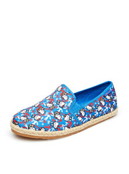 Daphne HelloKitty cute printed flat knit casual footwear