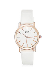 Small incense wind white gold strap waterproof fashion ladies watch